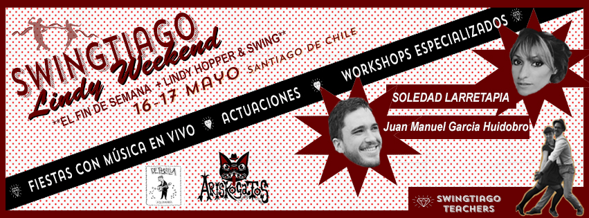 swingtialo lindy weekrnd lindy hop en chile