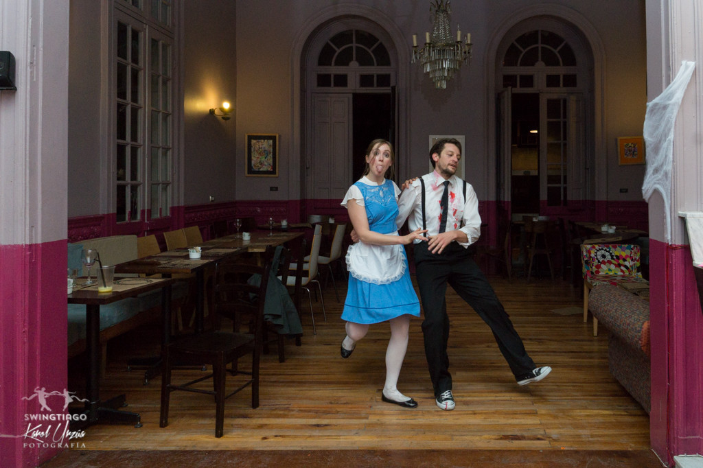 swingtiago Savoy halloween 2015-47 lindy hop chile
