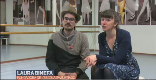 swingtiago swing y lindy hop en chile en tv3
