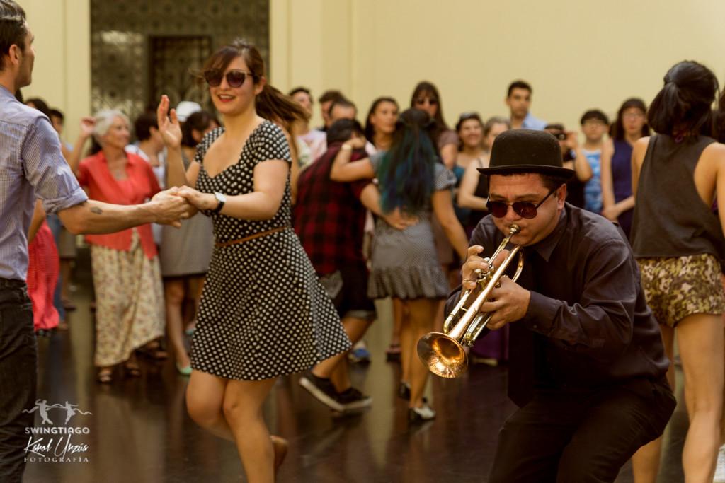 swingtiago swing en el museo nacional de bellas artes
